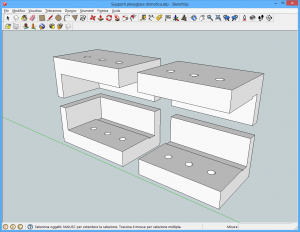 Supporti sketchup