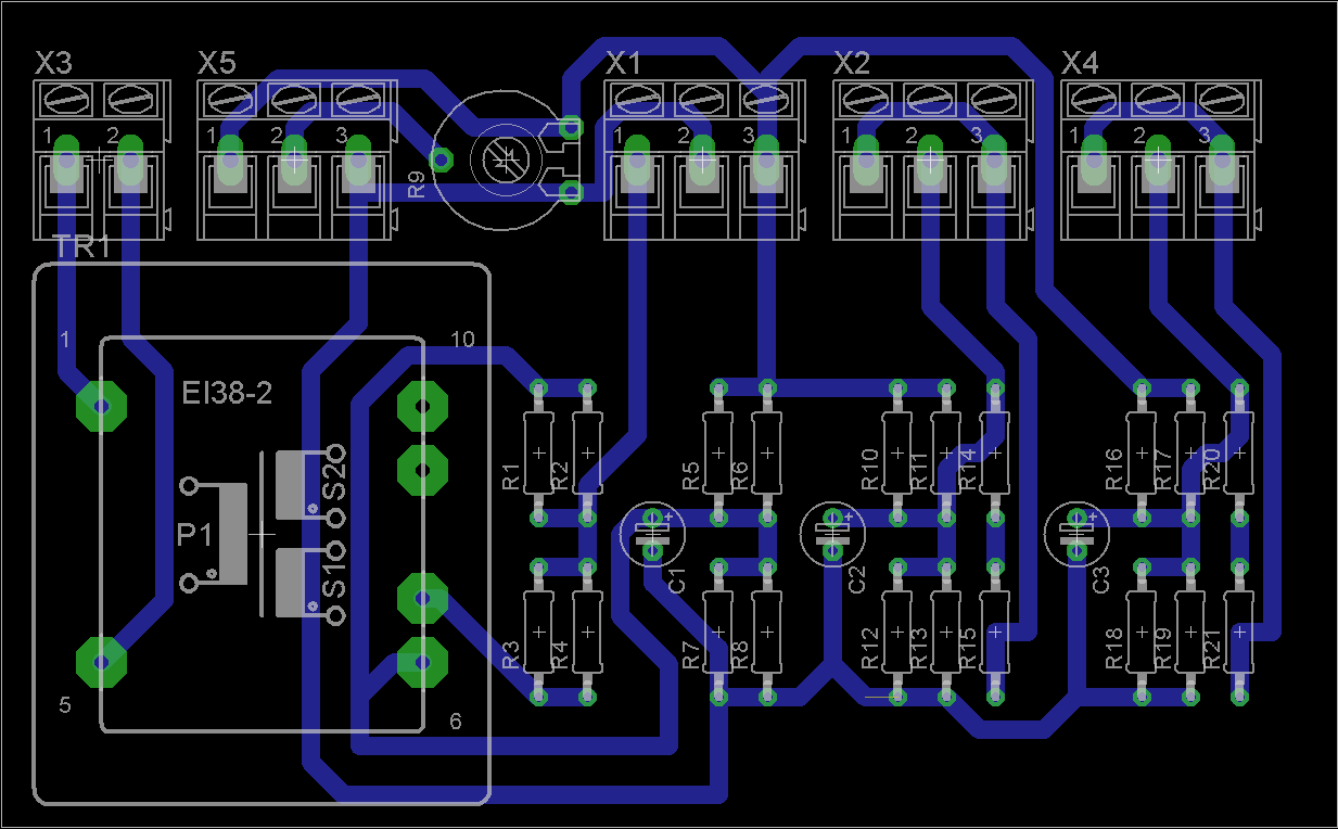 New PCB circuit for EMONCMS   Smart Domotik World